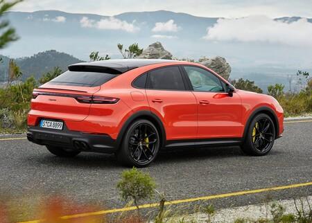 Porsche Cayenne Coupe Llamado A Revision Mexico