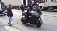Robocop ya podrá presumir de motocicleta deportiva