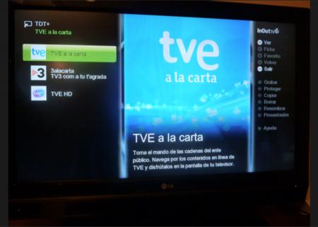 InoutTv contraataca a TiVo con su software Melius