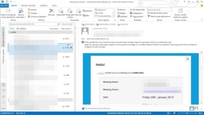 Microsoft está pensando en incorporar Outlook a Windows RT