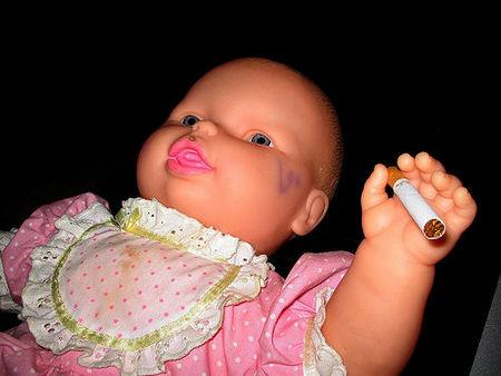 Fumar en el embarazo aumenta el riesgo de niños con problemas de conducta