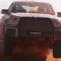 ¡Locura total! Ford prepara una Ranger Raptor para 2018