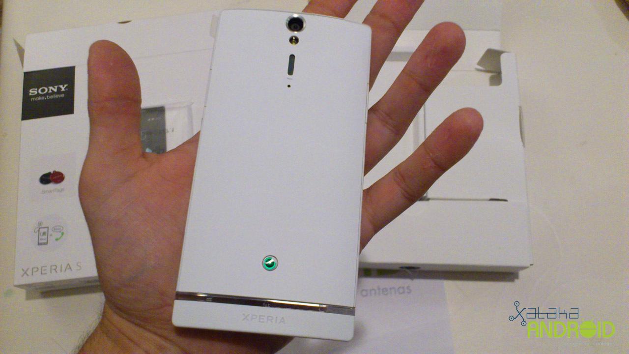 Foto de Sony Xperia S Unboxing (5/13)