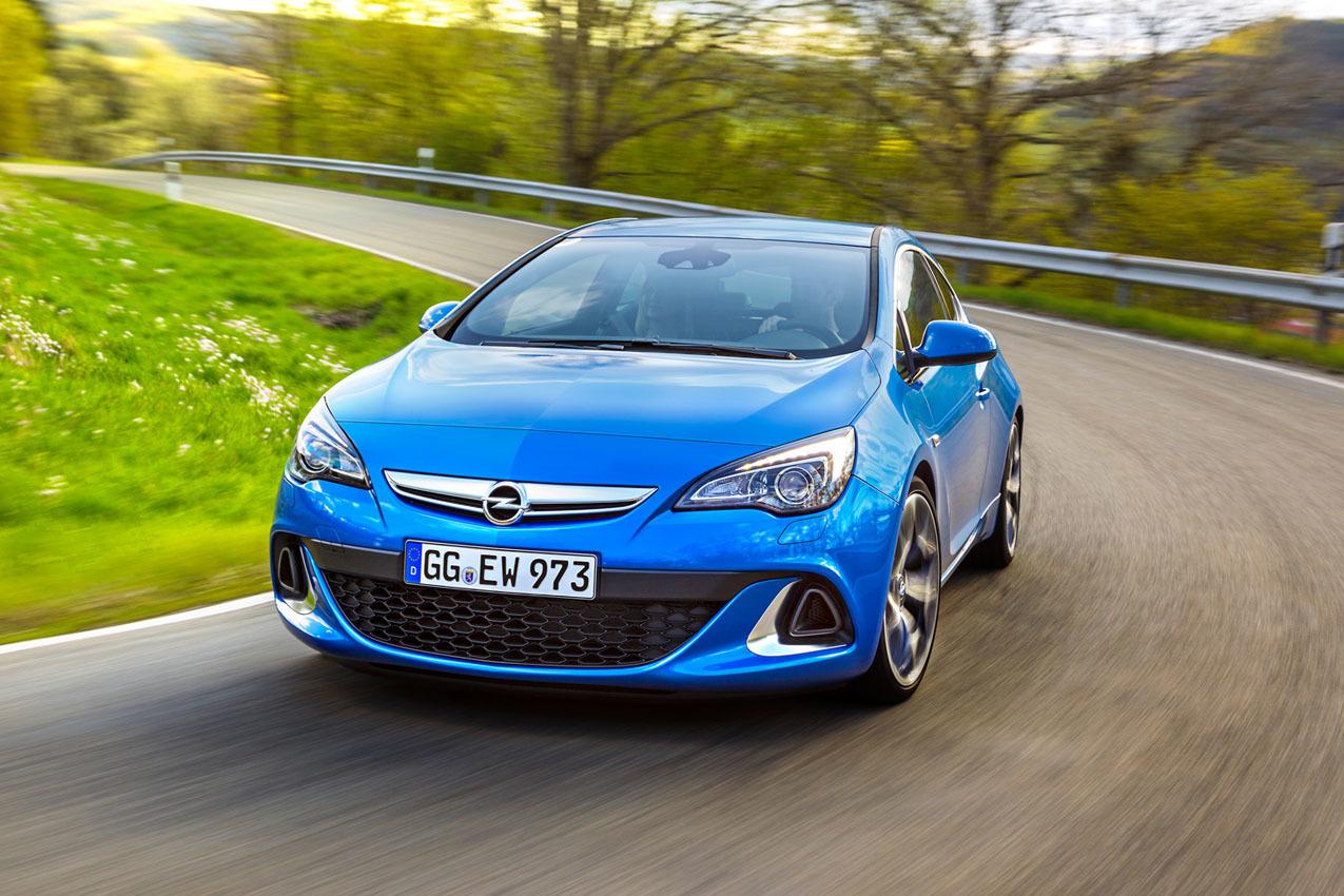 Foto de Opel Astra OPC (27/46)