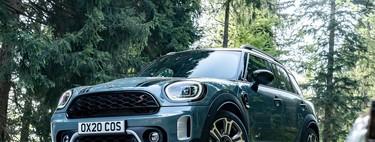 MINI cada vez menos mini, podrían lanzar otro SUV más grande que el Countryman y uno más eléctrico