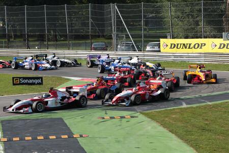 Sevilla Monza Superleague Formula