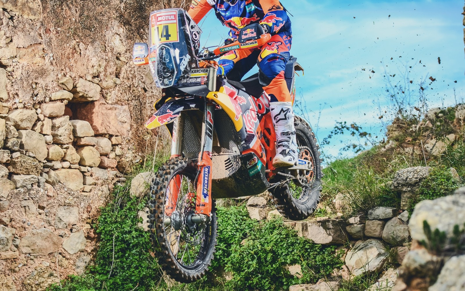 Foto de KTM 450 Rally Dakar 2019 (55/116)
