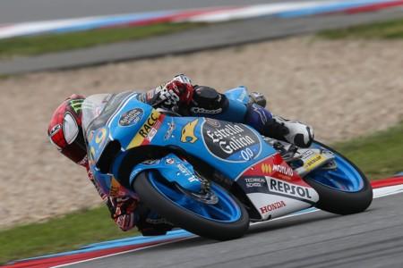 Jorge Navarro Moto3 2016 Estrella Galicia