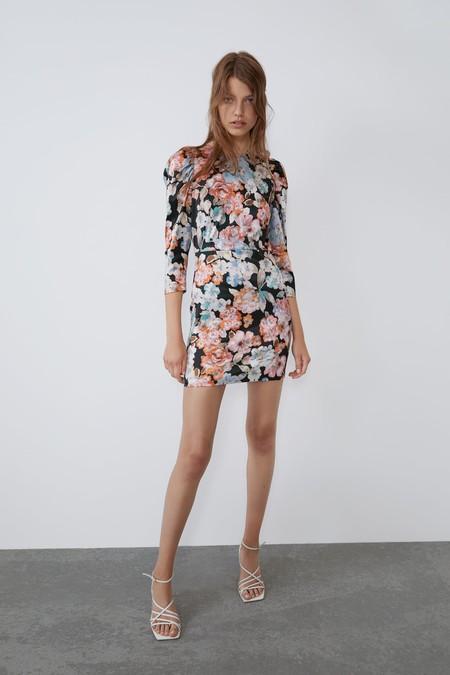 Vestido Floral Mini 03