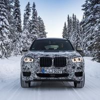 BMW tiene un nuevo X3 a punto de salir del congelador
