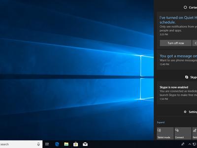 La última beta de Windows 10 incluye una larga lista de novedades para Edge, la interfaz, los ajustes del sistema y más