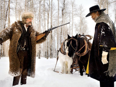'The Hateful Eight' y 'The Revenant' se filtran en Internet antes de su estreno