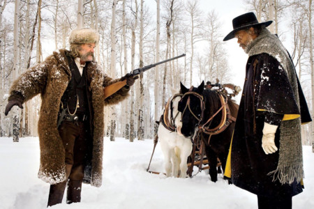 'The Hateful Eight' y 'The Revenant' se filtran en Internet antes de su estreno