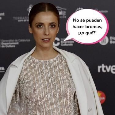 ¡Un asunto 'embarazoso'! Leticia Dolera critica la decisión sobre Iago Aspas en Twitter... y el comentario se acaba volviendo en su contra