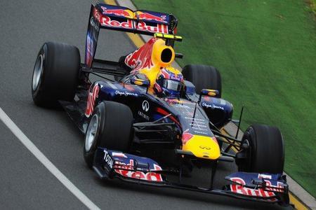 """Red Bull encuentra el """"problema"""" de Mark Webber"""
