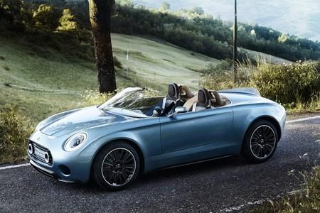 MINI estudia fabricar un deportivo al estilo del BMW Z4 con motor central... ¿y eléctrico?