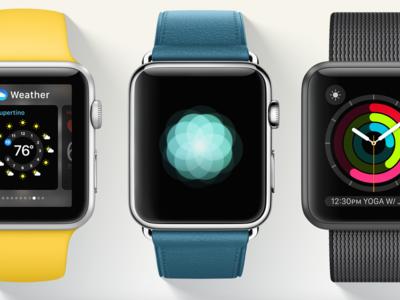 Así dará watchOS 3 una nueva vida al Apple Watch