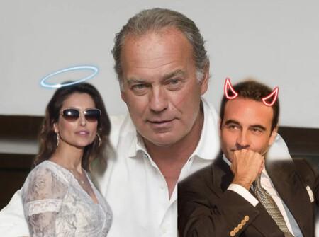 """Bertín Osborne se tira al ruedo en Canal Sur: aplaude a Paloma Cuevas y manda a Enrique Ponce a """"pintar corazoncitos"""", por decirlo sutilmente"""
