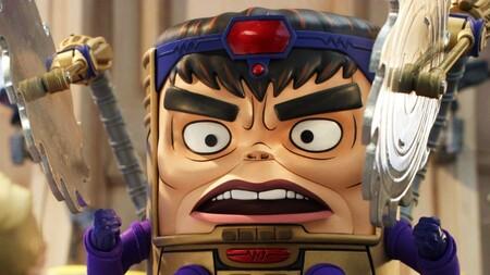 'M.O.D.O.K.': una tronchante parodia Marvel en Disney+, en sintonía con la mejor animación alternativa para televisión