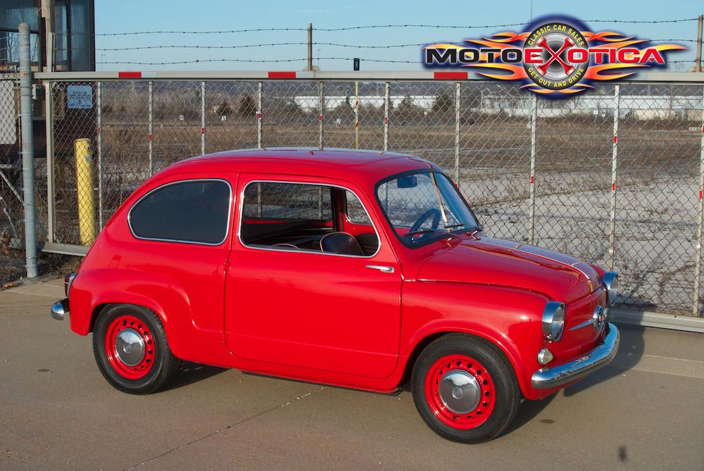 "Fiat 600 ""Maziat"""