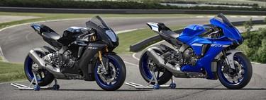 ¡Delicia japonesa! La Yamaha YZF-R1 evoluciona para la Euro 5 con 200 CV y aún más electrónica