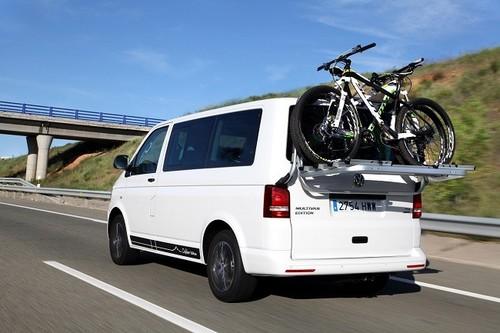 Volkswagen Multivan, toma de contacto