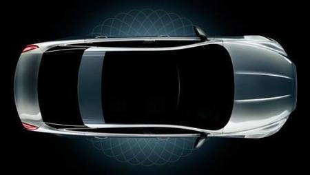 Primera fotografía del nuevo Jaguar XJ