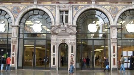 Las Apple Store tienen un rendimiento 17 veces mayor que el resto de tiendas de los Estados Unidos