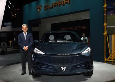 Luca de Meo, jefe de SEAT, podría ser el próximo director general de Renault, según algunos rumores