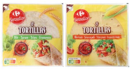 Collage Tortillas