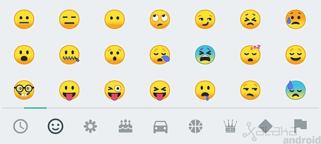 Emoji Android™ O