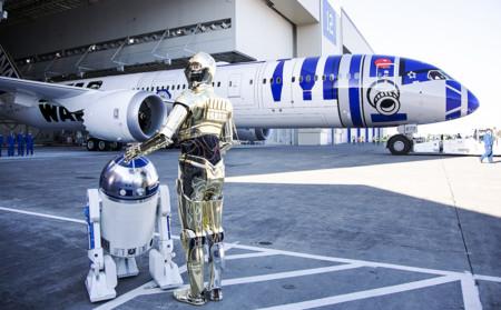 El tema de Star Wars interpretado por sonidos de aerolínea es la version más friki hasta ahora