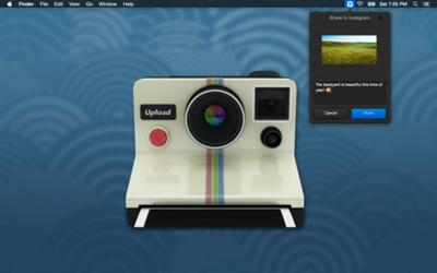 ¿Subir fotos a Instragram desde el Mac? Ahora sí, con Uploader for Instagram