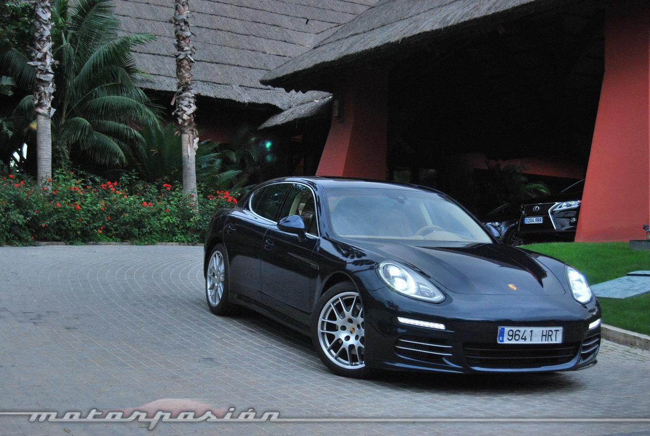 Porsche Panamera 2014 (presentación)