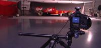 Fotografiando el Ferrari F138, en vídeo