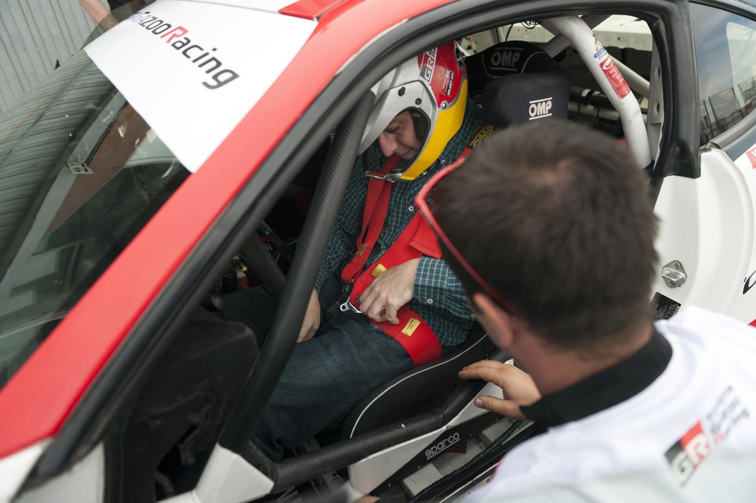 Foto de Toyota Gazoo Racing Experience (59/98)