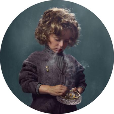 ¿Niños fumadores?¿Cómo influyen nuestros malos hábitos en nuestros hijos?