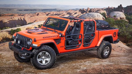 Jeep Gladiator Gravity Concept