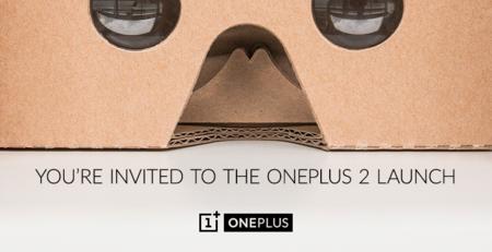 OnePlus regala 1.000 Cardboards v2 con motivo de la presentación de su próximo móvil
