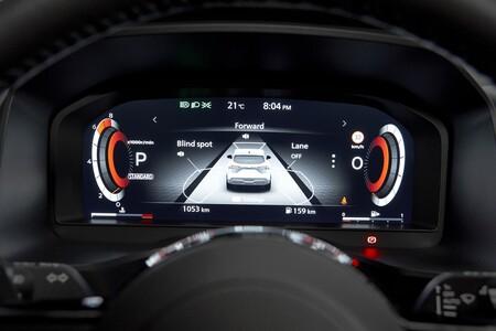 Nissan Qashqai 2021 Prueba Contacto 073