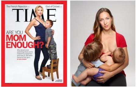 ¿Es mejor madre aquella que cría con apego?