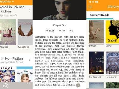 Wattpad ya tiene aplicación oficial para Windows Phone