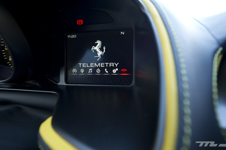 Ferrari 812 Superfast Telemetry
