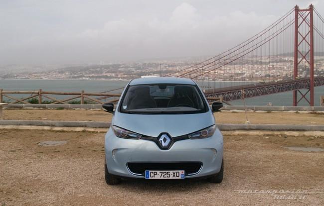 Renault ZOE presentación y prueba en Lisboa 10