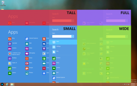 "Alternativas al inicio ""Start Screen"" de Windows 8"
