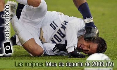 Las 100 mejores fotografías de deporte de 2009 (IV)