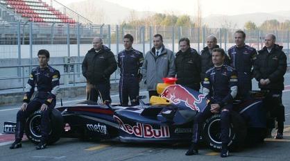 Red Bull RB3, el juguete de Adrian Newey