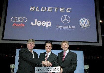 Bluetec, Diesel limpio