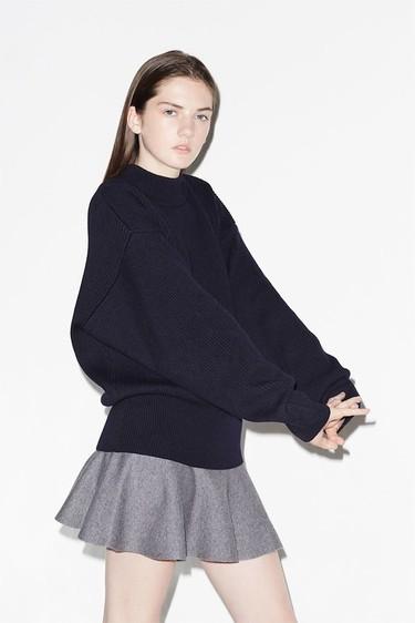Knitwear all over, o cómo Zara introdujo las prendas de abrigo en su totalidad