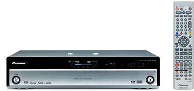 Pioneer DVR-DT100, grabador de DVD con 800 GB